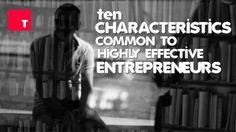 Ten Characteristics Common To Highly Effective Entrepreneurs Fails, Entrepreneur, Separates, Make Mistakes