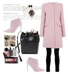 """Untitled #47"" by guelcan-1 on Polyvore featuring J Brand, Mansur Gavriel, Ralph Lauren, Ilia, NARS Cosmetics, Bounkit and Olivia Burton"