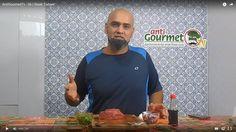 """.: """"AntiGourmet"""": santista lança canal no YouTube para desmistificar """"raio gourmetizador"""" das cozinhas modernas:. #AntiGourmet #santista #MarcioCosta #YouTube #raiogourmetizador #gourmet #cozinha #Resenhando #SiteResenhando"""