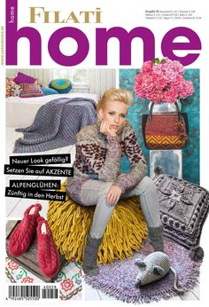 Lana Grossa FILATI Handstrick No. 58 (Home) - German Edition Oktober 2014 | 135.00 UAH | полистать журнал: https://issuu.com/filati/docs/lana-grossa-filati-handstrick-home_/1?e=7016376/9746291