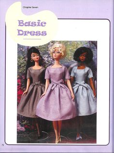 vintage clothing for the fashion doll 039