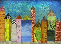 sounds of the city - Courtenay Prahl
