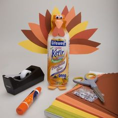 recycled bottle turkey - Google Search