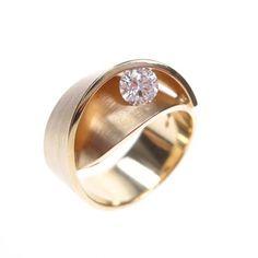 Geelgouden ring | GORT Goudsmid juwelier
