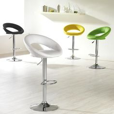Barhocker weiß, verschiedene Farben Stool, House, Furniture, Home Decor, Bar Stool, Metal, Colors, Homemade Home Decor, Stools