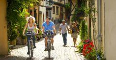 Alsace à velo