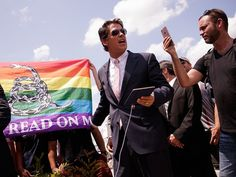 Milo Yiannopoulos will lead a gay pride march in Sweden through one of Stockholm's Muslim ghettos.