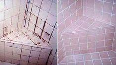 Elimine manchas dos azulejos