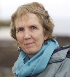 Ann Cleeves loved Shetland from the minute she got there 40 years ago.