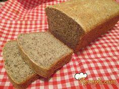 Recept za Hleb sa heljdinim brašnom. Za spremanje hleba neophodno je pripremiti heljdino brašno, ulje, kvasac, so, šećer, vodu, kim, lan, suncokret.
