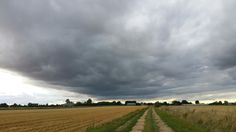 low cloud over Lincolnshire