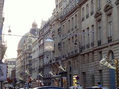 A Paris street. Photo by Brian Kaylor.