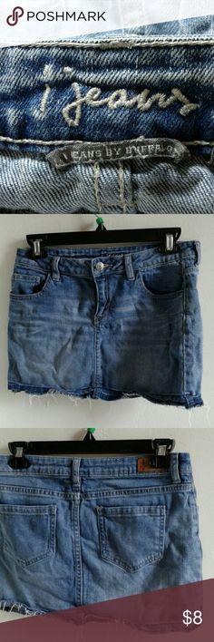 Skirt Used i jeans by Buffalo Skirts Mini