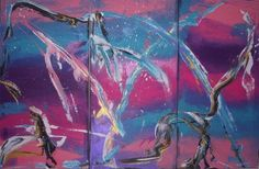awesome Mystical Elements - Joey Santiago Fine Art