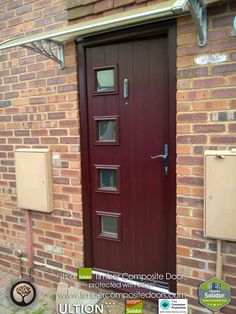 Rosewood Solidor Timber Composite Doors with Ultion Locks Solidor Timber Composite Doors 12 Months Interest Free Credit Real Pictures, Real Homes, Real Doors, Real Solidor a small selection of fitted Solidor Timber Composite Doors installed and fitted by ourselves throughout the UK. Design yours online at our site below #solidor #compositedoors #compositedoors #frontdoors With #ultion #ultionlocks as standard #solidor
