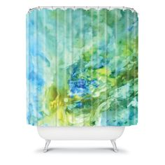 Rosie Brown Under The Sea Shower Curtain ~ wish I could afford an 89 dollar shower curtain :)
