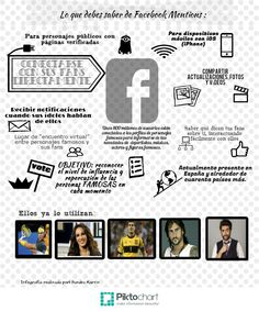 Lo que debes saber de FaceBook Mentions #infografia #infographic #socialmedia