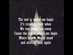 Thousand Foot Krutch - The End Is Where We Begin-  Lyrics