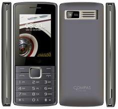 Compas Classic Dual Sim Black la un preț fenomenal - doar 139 lei!  Un telefon simplu și elegant, echipat cu Bluetooth și două cartele SIM. Nu este necesară comutarea între SIM-uri, ambele fiind active tot timpul - trebuie doar să hotărâți de pe care dintre ele doriți să faceți apelul!