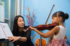 Learn Violin Lessons Singapore Best Teachers