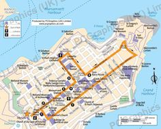 Walk route around Valletta, Malta, produced by PCGraphics. See more of our maps on our website http://www.pcgraphics.uk.com or read our blog http://www.pcgraphics.uk.com/blog/