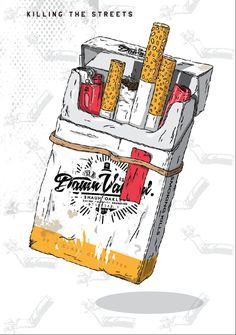 Killing The Streets - Shaun Oakley