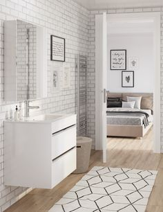 Looking to transform your bathroom? Our Essentials collection offers a contemporary range of brassware, ceramics and furniture at astonishingly good prices without compromising on quality. Cloakroom Basin, Contemporary Style, Modern, Double Vanity, Essentials, Bathtub, Luxury, Bathroom Ideas, Range