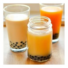 How to Make Boba Bubble Tea at Home ❤ liked on Polyvore featuring food, pictures and backgrounds