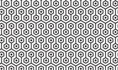 pattern b & w