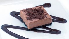 Give us the Chocolate Cheesecake Squares!