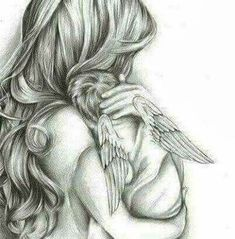 Mom - Angel's Mom -Angel's Mom - Angel's Mom - Mother and baby angel art print ,sympathy gift loss of child, newborn gift Alena Kalchanka Art Mother and baby baby shower newborn gift for mum baby Mama Tattoos, Mother Tattoos, Mother And Baby Tattoo, Angel Baby Tattoos, Baby Loss Tattoo, Baby Engel Tattoo, Miscarriage Tattoo, Miscarriage Quotes, Baby Memorial Tattoos