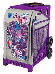 75a31e61ba ZUCA Nation sport bag - choose your frame color! (purple frame)  gt