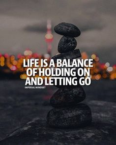 Positive Quotes : QUOTATION – Image : Quotes Of the day – Description Life is a balance of holding on and letting go. Sharing is Power – Don't forget to share this quote ! Best Positive Quotes, Meaningful Quotes, Great Quotes, Funny Quotes, Inspirational Quotes, Brainy Quotes, Awesome Quotes, Motivational Quotes, Words Quotes