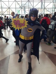 71 Reasons Why Cosplay Is For Everyone (NYCC '13) | Adam Clement