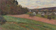 Essence of Spring, Vallée de Chevreuse 1885