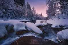 The Stream from Wonderland by Stefan Hefele