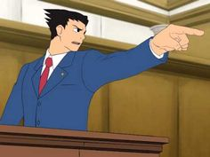 How Everyone Plays Ace Attorney. This is pretty accurate for me