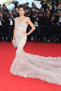 Eva Longoria, Jane Fonda get glammed up for Cannes Film Festival