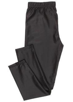 Capelli New York Girls Shiny Jersey Legging Black Large Capelli New York #backtoschool #backtostyle