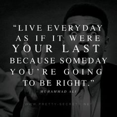Fitness Motivacin Pictures Boxing Muhammad Ali 17 Ideas For 2019 Great Quotes, Quotes To Live By, Me Quotes, Motivational Quotes, Funny Quotes, Inspirational Quotes, Badass Quotes, Muhammad Ali Quotes, Imam Ali Quotes