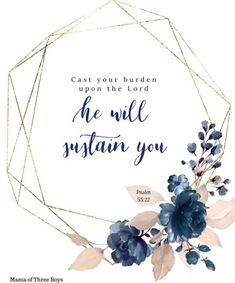 I've been working on some designs. do you think if I start an Etsy store, anyone would buy these printables? Bingo Quotes, Cast Your Burdens, Psalm 55 22, Bible Plan, Jesus Loves, Psalms, Etsy Store, Quotes To Live By, Bible Verses