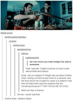 Way more awesome than Twilight!!!