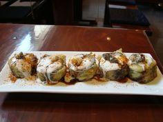 El vicio de comer: Edo Sushi Bar (Blogger nikkei)