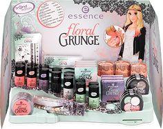 floral grunge - essence cosmetics