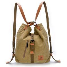 $32.37 (Buy here: https://alitems.com/g/1e8d114494ebda23ff8b16525dc3e8/?i=5&ulp=https%3A%2F%2Fwww.aliexpress.com%2Fitem%2FNew-2016-Fashion-single-female-canvas-shoulder-bag-women-backpack-in-daypack-school-bag-travel-backpack%2F32667648203.html ) New 2016 Fashion single female canvas shoulder bag women backpack in daypack school bag travel backpack vintage portable bags for just $32.37