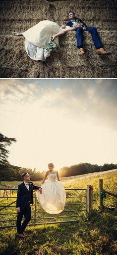 country farm wedding photo ideas #weddingideas #countrywedding #rusticwedding #farmwedding #wedding2018