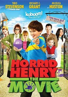 Horrid Henry the Movie (DVD)