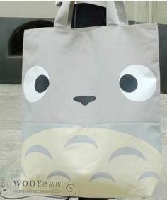 My Neighbor Totoro Tote bag Canvas shoulder Bag