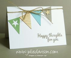 Julie's Stamping Spot -- Stampin' Up! Project Ideas by Julie ...