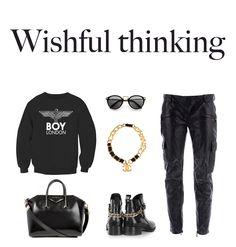 BOY X Chanel X Givenchy X Balenciaga Inspiration <3